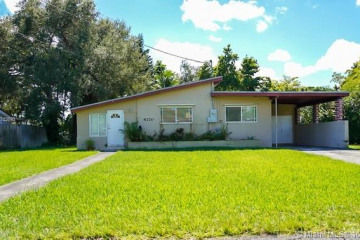Home for Sale at 6270 SW 27 Street, Miami FL 33155