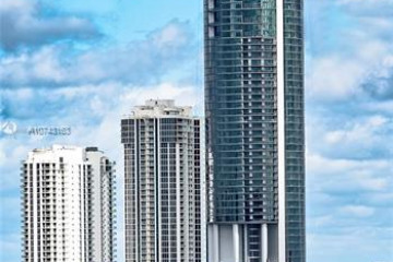 Home for Sale at 18555 Collins Ave #4604, Sunny Isles Beach FL 33160