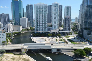 Home for Rent at 92 SW 3rd St #2501, Miami FL 33130