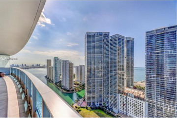 Home for Rent at 200 Biscayne Boulevard Way #3404, Miami FL 33131