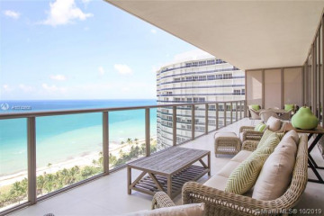 Home for Sale at 9701 Collins Avenue #1603-S, Bal Harbour FL 33154