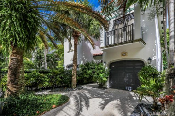 Home for Rent at 2615 Lincoln Ave, Coconut Grove FL 33133