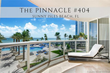 Home for Rent at 17555 Collins Ave #404, Sunny Isles Beach FL 33160