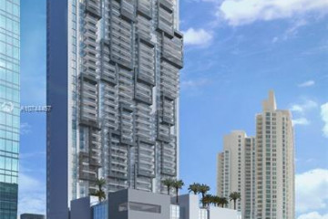 Home for Rent at 340 SE 3rd St #PH1, Miami FL 33131