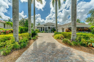 Home for Sale at 3088 Birkdale, Weston FL 33332