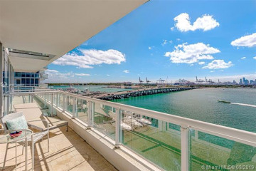 Home for Sale at 540 West Ave #812, Miami Beach FL 33139
