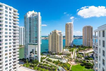 Home for Sale at 701 Brickell Key Blvd #PH-06, Miami FL 33131