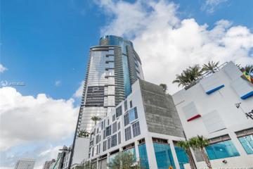 Home for Rent at 851 NE 1 Ave #2405, Miami FL 33132