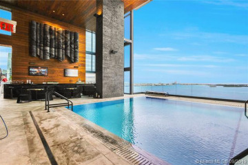 Home for Rent at 1451 Brickell Ave #1605, Miami FL 33131