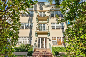 Home for Sale at 1242 Drexel Ave #209, Miami Beach FL 33139