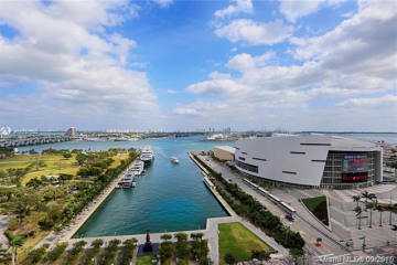 Home for Sale at 888 Biscayne #909, Miami FL 33131