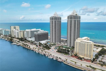 Home for Sale at 4747 Collins Ave #1505, Miami Beach FL 33140