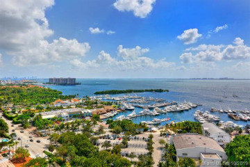 Home for Sale at 2645 S Bayshore Dr #1901, Coconut Grove FL 33133