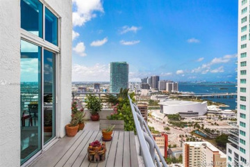 Home for Sale at 133 NE 2nd Ave #3501, Miami FL 33132
