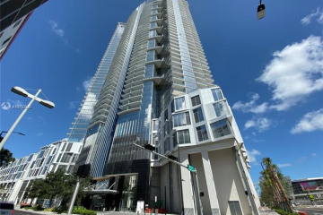 Home for Rent at 851 NE 1st Ave #1207, Miami FL 33132