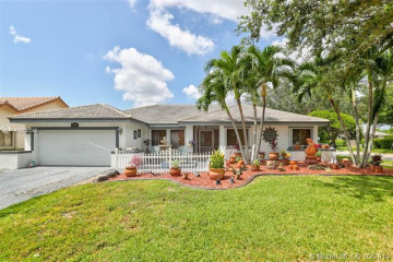 Home for Sale at 5150 NW 59th Way, Coral Springs FL 33067