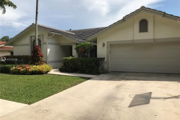 Home for Rent at 1612 Eastlake Way, Weston FL 33326