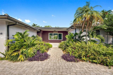 Home for Sale at 25 Bay Heights Dr, Miami FL 33133