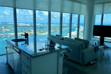 Home for Sale at 888 Biscayne Blvd #5408, Miami FL 33132