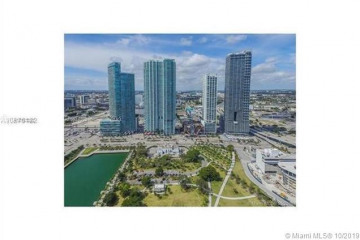 Home for Sale at 900 Biscayne Blvd #5401, Miami FL 33132