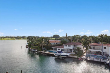 Home for Sale at 9400 W Bay Harbor Dr #504, Bay Harbor Islands FL 33154