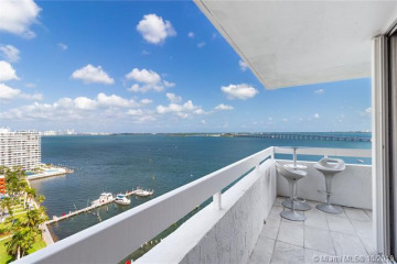 Home for Rent at 1627 Brickell Ave #1907, Miami FL 33129