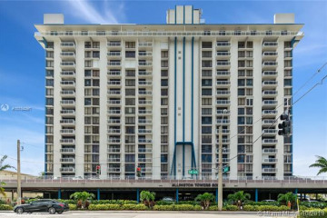 Home for Sale at 1600 S Ocean Dr #11B, Hollywood FL 33019