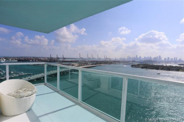 Home for Sale at 650 West Ave #2301, Miami Beach FL 33139
