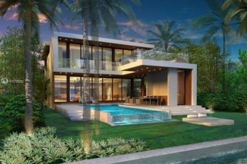 Home for Sale at 409 E Dilido Drive, Miami Beach FL 33139