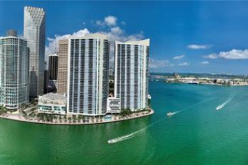 Home for Sale at 900 Brickell Key Blvd #2202, Miami FL 33131