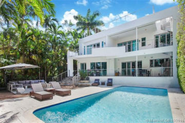 Home for Rent at 5625 N Bay Rd, Miami Beach FL 33140