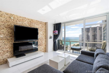 Home for Sale at 6801 Collins Ave #1408, Miami Beach FL 33141