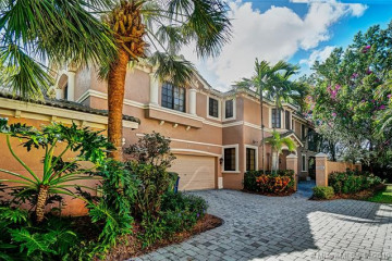 Home for Sale at 2603 Center Court Drive #1-1, Weston FL 33332