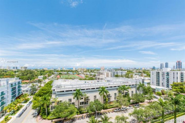 Home for Sale at 1200 West Ave #1007, Miami Beach FL 33139