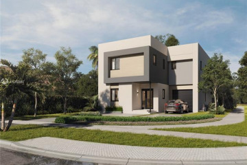 Home for Sale at 3480 Oak Ave, Miami FL 33133