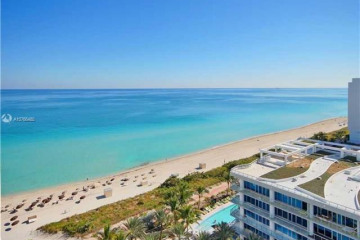 Home for Sale at 6801 Collins Ave #LPH08, Miami Beach FL 33141