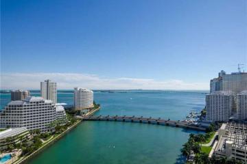 Home for Rent at 495 Brickell Av #2202, Miami FL 33131