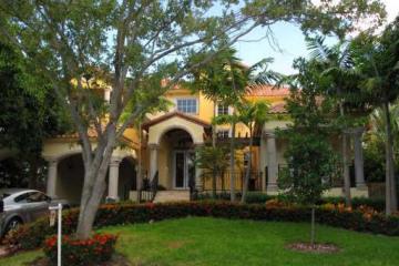 Home for Sale at 350 Redwood Ln, Key Biscayne FL 33149