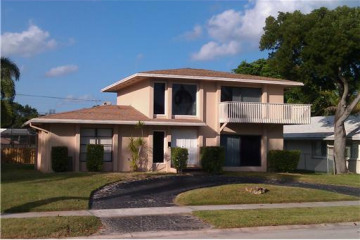 Home for Rent at Hollywood Split Level, Hollywood FL 33019