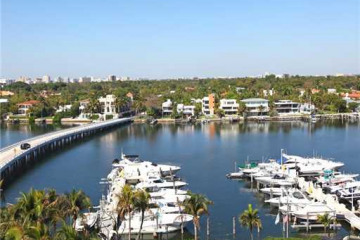 Home for Sale at 1 Grove Isle Dr #A810, Coconut Grove FL 33131