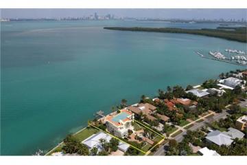 Home for Sale at Key Biscayne Single Family, Key Biscayne FL 33149