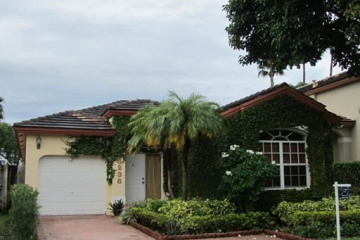Home for Rent at Miami First Floor Entry, Miami FL 33172