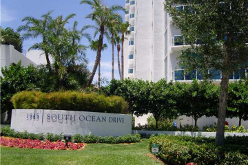 Home for Sale at 1945 S Ocean Dr #607, Hallandale FL 33009
