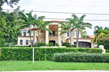 Home for Sale at 1420 Biscaya Dr, Surfside FL 33154