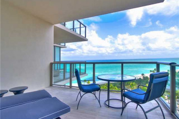 Home for Sale at 9703 Collins Ave #602-c #602-C, Bal Harbour FL 33154