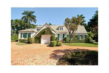 Home for Rent at 4155 Kiaora St, Coconut Grove FL 33133