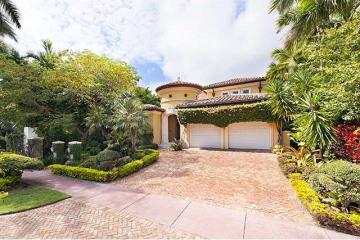 Home for Sale at 60 W Rivo Alto Dr, Miami Beach FL 33139