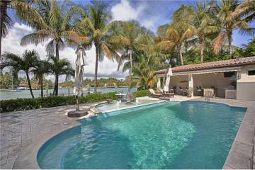 Home for Sale at 2156 N Bay Rd, Miami Beach FL 33140