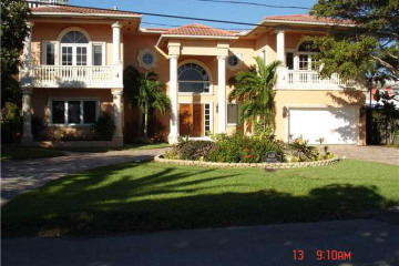 Home for Sale at 628 N Island Dr, Golden Beach FL 33160