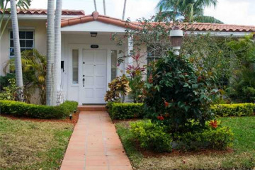 Home for Rent at Coral Gables Residential Rental, Coral Gables FL 33146